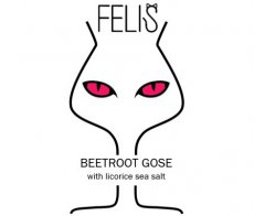 Felis Beetroot Gose 33cl