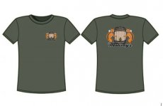 Malcroys Brewing T-shirt GREY LARGE